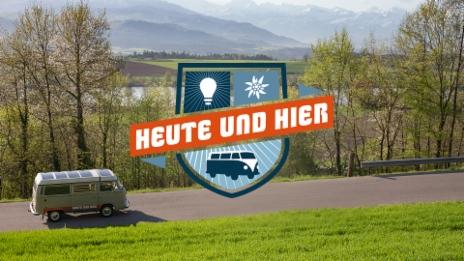 Link öffnet eine Lightbox. Video Sven Epiney und Gabriele Müller-Ferch unterwegs im Solarbus - Wave: Die grösste Elektrofahrzeug-Rall abspielen