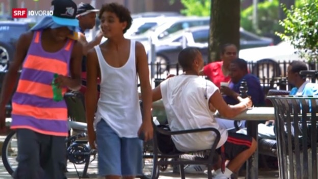 Video «Rassismus in der US-Justiz?» abspielen