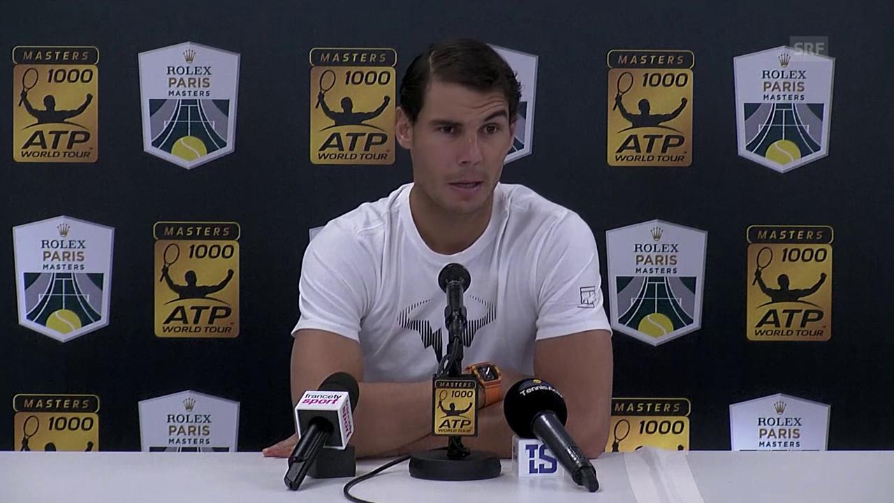 Nadal «Nummer 1 am Jahresende ist mehr wert.»