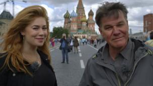Video «Unser Russland – Eine Städtereise zur Fussball-WM (Teil 1)» abspielen