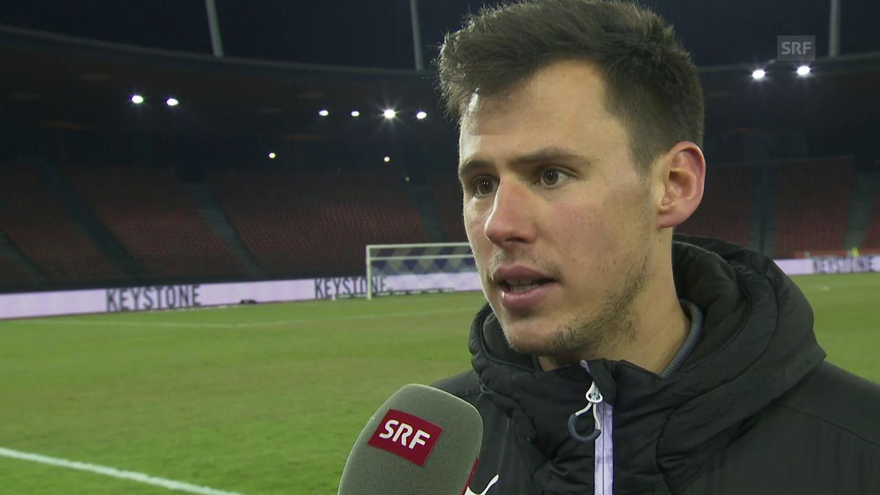 Lindner: «Lugano wollte den Sieg mehr»