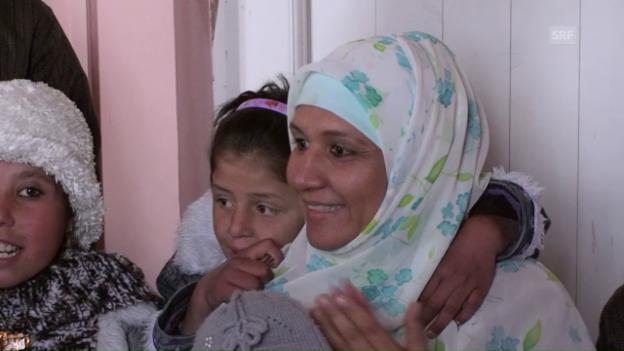 Video «Das Waisenhaus «Hope House» in Kabul» abspielen