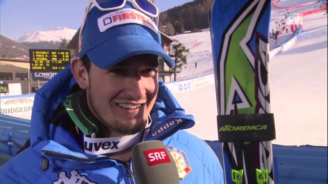 Interview mit Dominik Paris («sportlive»)