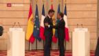 Video «Migration: Macron fordert Strafen für unkooperative EU-Staaten» abspielen