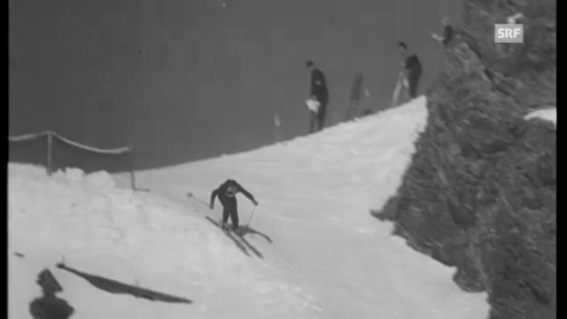 Video «1950: Zwei Siege für Fredi Rubi» abspielen