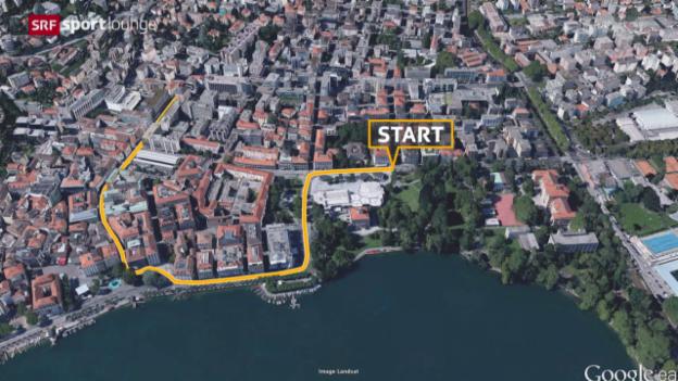 Video «Formel E – der Kampf der Schweizer Städte um ein Rennen» abspielen