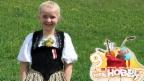 Video «Priska braucht beim Jodeln einen guten Stand» abspielen