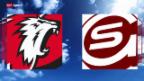 Video «Eishockey: Lausanne - Genf» abspielen
