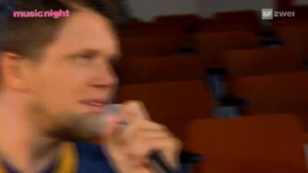 Video «Act der Woche: Knackeboul» abspielen
