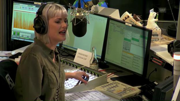 Video «Tina singt für eine Spende» abspielen
