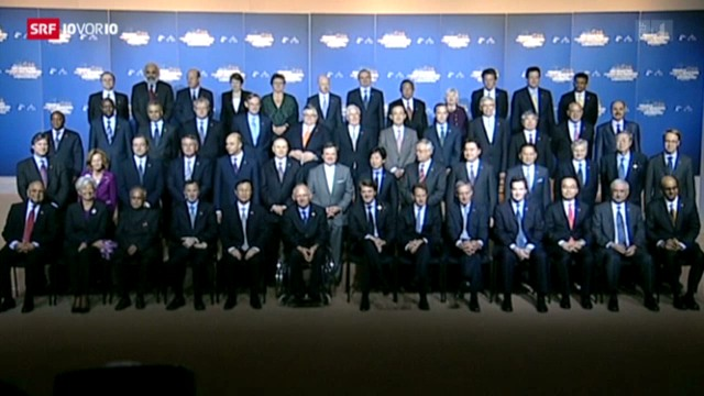 Einladung zum G-20-Finanzministertreffen