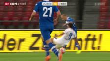 Video «Fussball: EL, FCZ-Minsk» abspielen