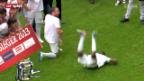 Video «Cupfinal: Reaktionen nach Basel - GC» abspielen