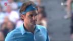 Video «Federers grosse Rückkehr gegen Dawidenko» abspielen