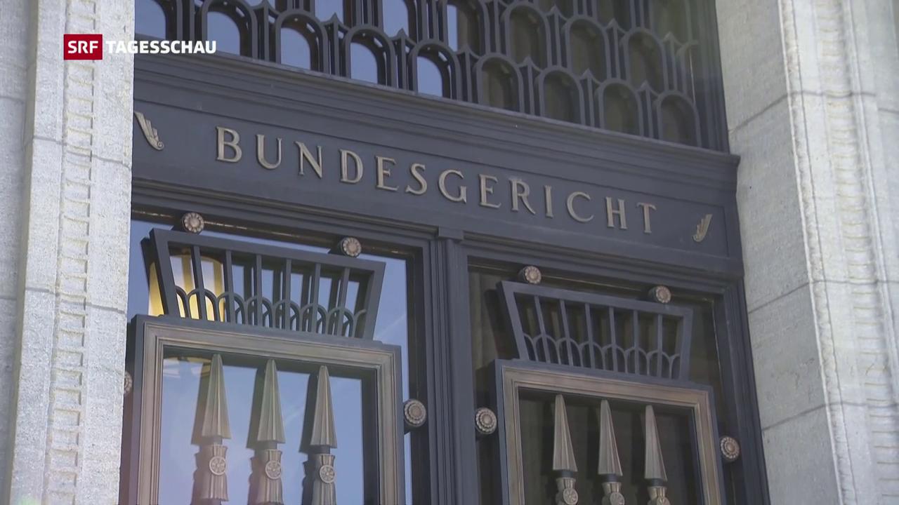 Vertreter der Schweizerischen Flüchtlingshilfe zufrieden