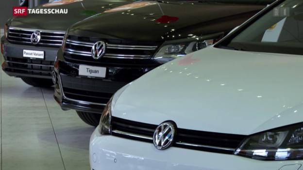 Video «Schweizer Autoimporteure bedauern Astra-Entscheid» abspielen