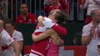 Video «Die Live-Highlights bei Golubic - Strycova» abspielen