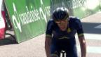 Video «TdS: Warbasse siegt – Caruso neuer Leader» abspielen