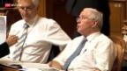 Video «Unheilige Allianz will Banken auftrennen» abspielen