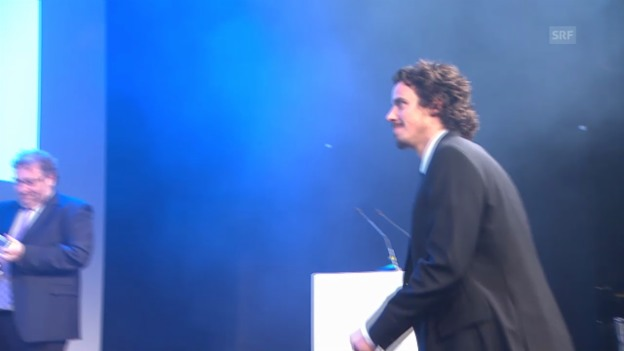 Video «Eishockey: Swiss Hockey Awards» abspielen