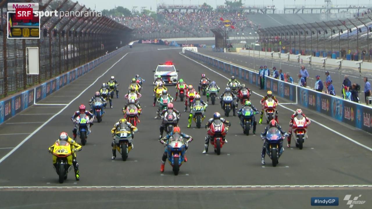 Motorrad: GP von Indianapolis