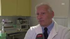 Video «Urs Stoffel (FMH) nimmt Spezialisten in Schutz» abspielen