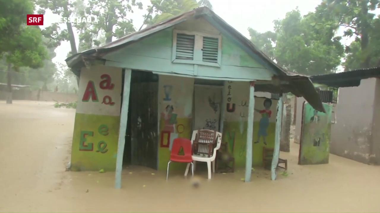 Hurrikan «Matthew» bringt Tod und Zerstörung