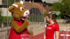 Video «Leichtathletik-EM: Cooly bei Noemi Zbären» abspielen