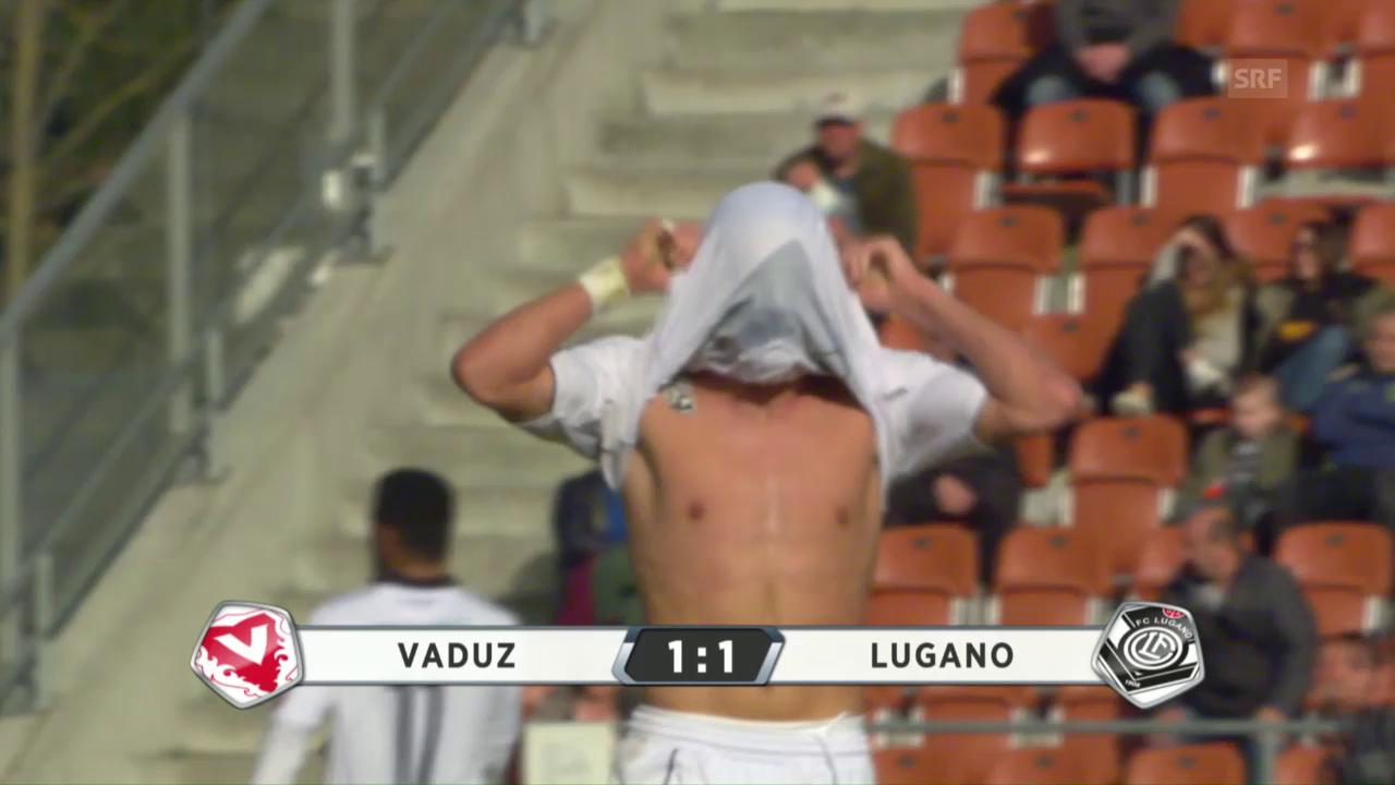 Zusammenfassung Vaduz - Lugano