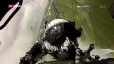 Video «Nun ist die Frage, ob sich der Pilot strafbar gemacht hat» abspielen