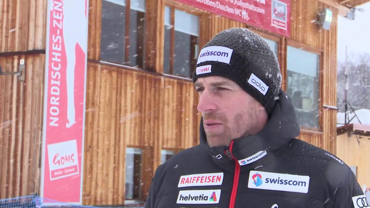 Swiss-Ski-Direktor Wolf: «Entscheid ist sehr überraschend»