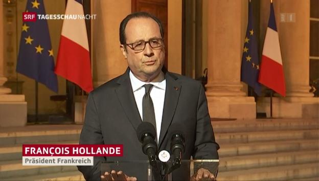 Video «Tödliche Schüsse in Paris» abspielen