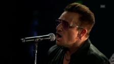 Video «U2 rocken an der 66. Bambi-Verleihung in Berlin» abspielen