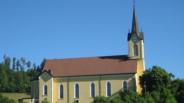 Glockengeläut der katholischen Kirche in Nunningen/Zullwil
