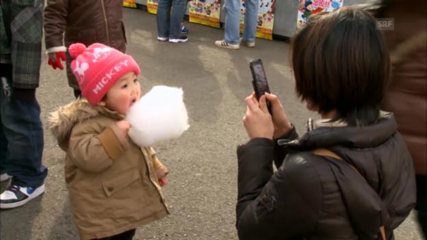 Video ««Die Mütter von Fukushima» abspielen