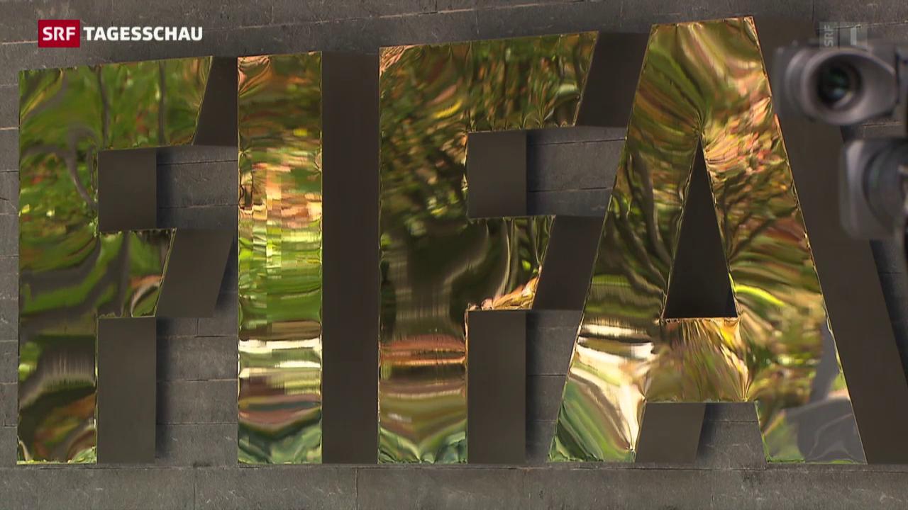 Bundesanwaltschaft ermittelt gegen Blatter