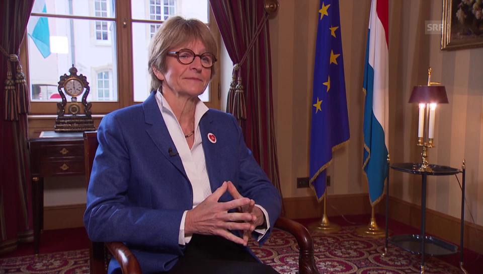 Anne Brasseur über den Reformprozess bei der Fifa