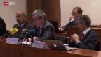 Video «Untersuchung zur Schwyzer Justizaffäre» abspielen