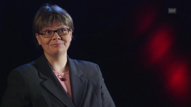 Video «Historikerin Regula Schmid Keeling über die Konflikte an der Tagsatzung in Stans» abspielen