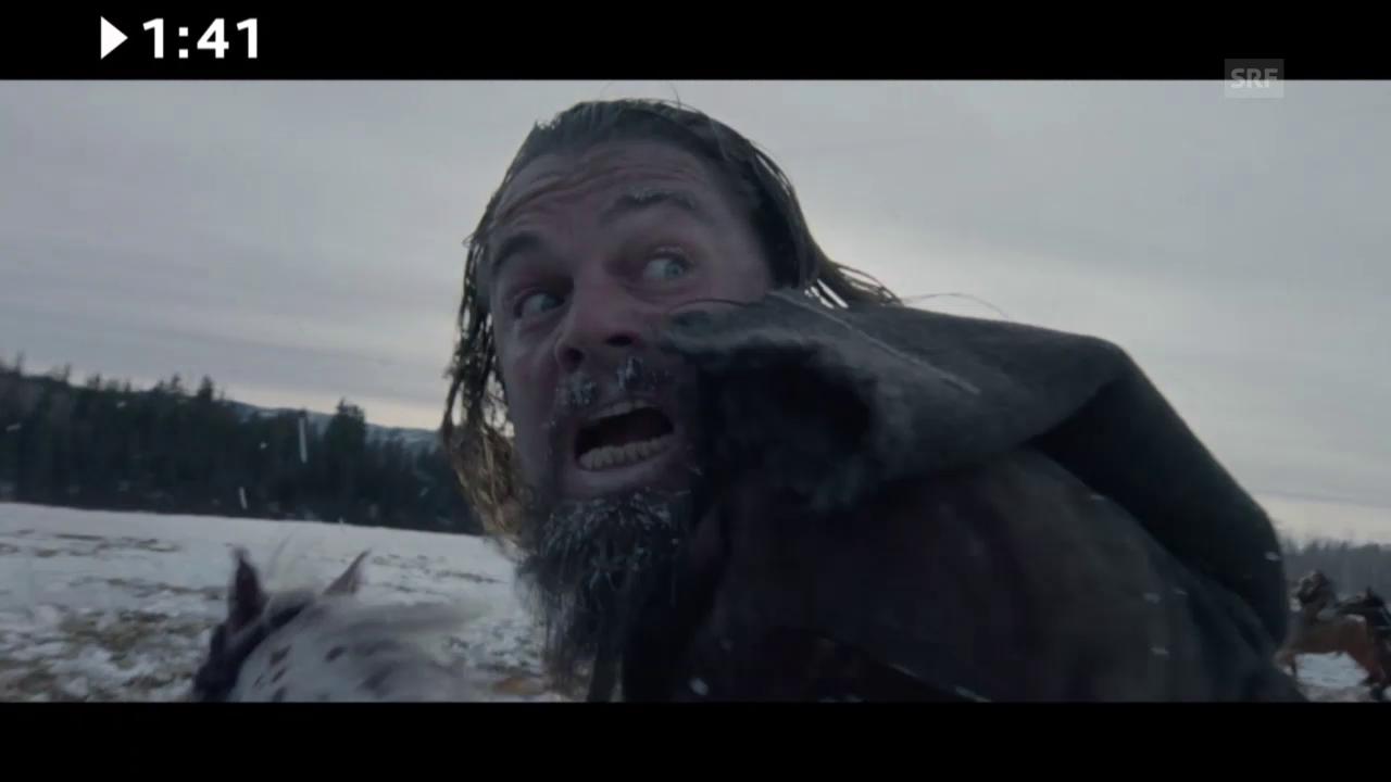 Im Kino: «The Revenant»