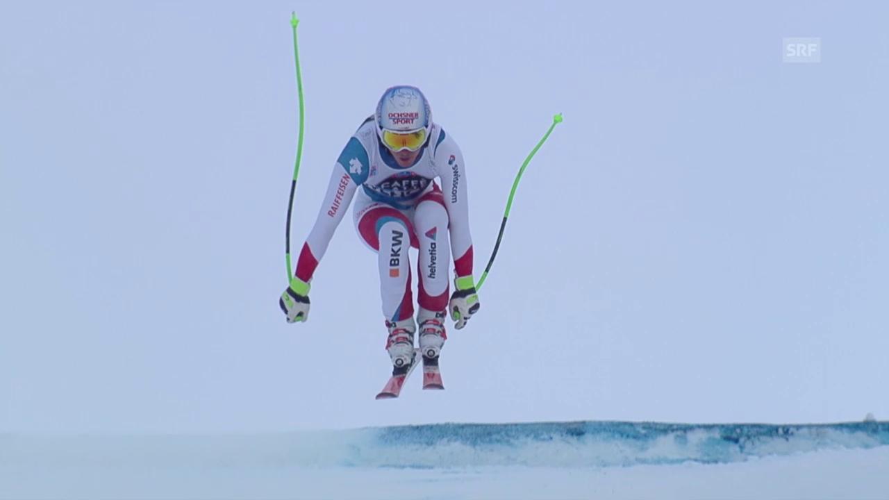Carlo Janka fährt nicht in die Top 3