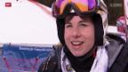 Video «Das sportliche Doppelleben der Ester Ledecka» abspielen