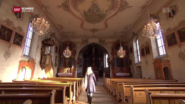 Video «Schweiz aktuell vom 29.11.2016» abspielen