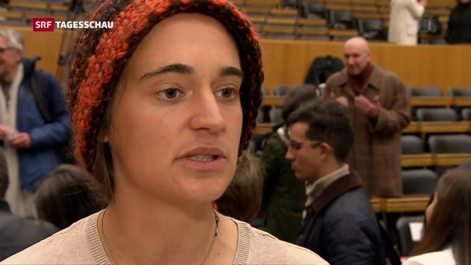 Archiv: Carola Rackete – Die Kapitänin der «Sea-Watch 3»