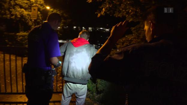 Video «Gift in den Bächen, Bodycam für Polizisten, Lärmsensible» abspielen