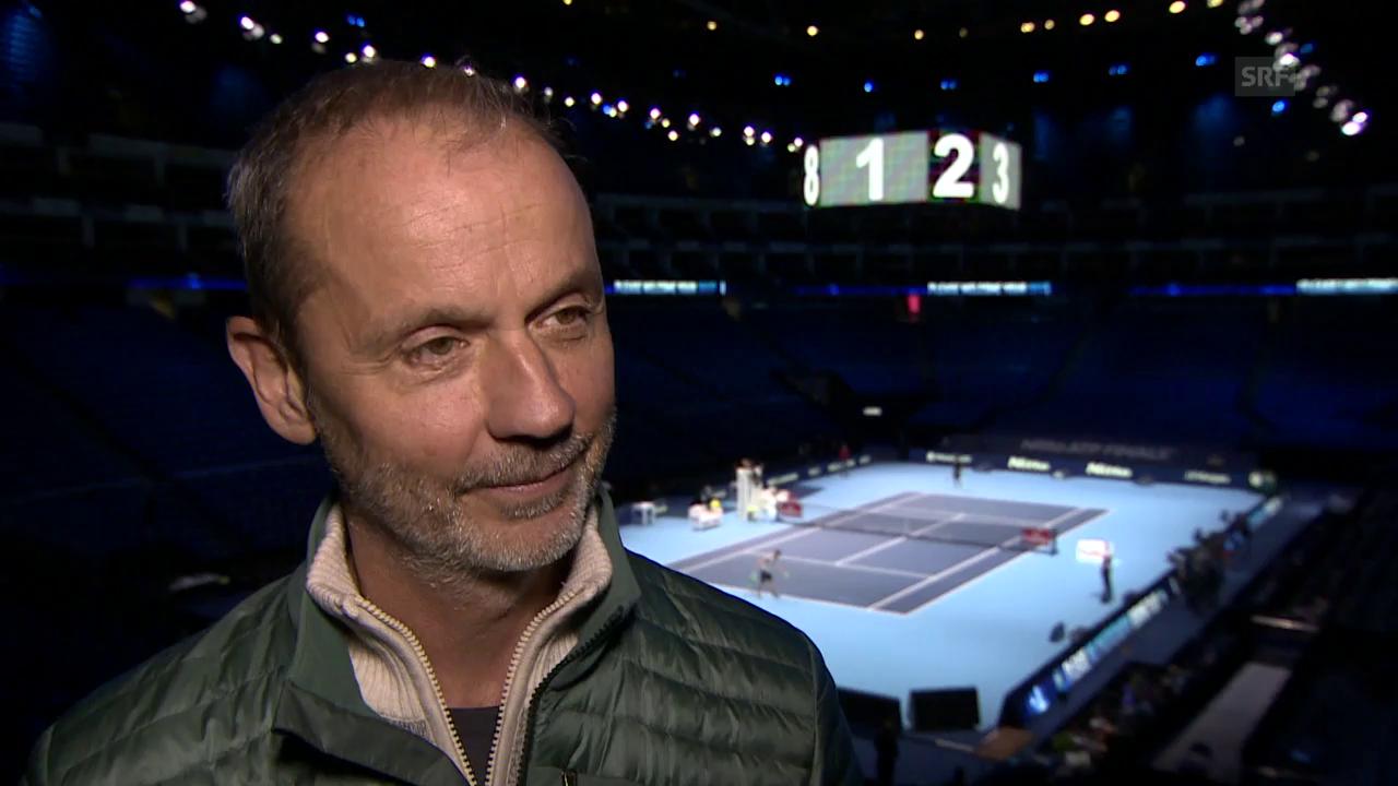 Bürer: «Weiss nicht, gegen wen Federer verlieren soll»