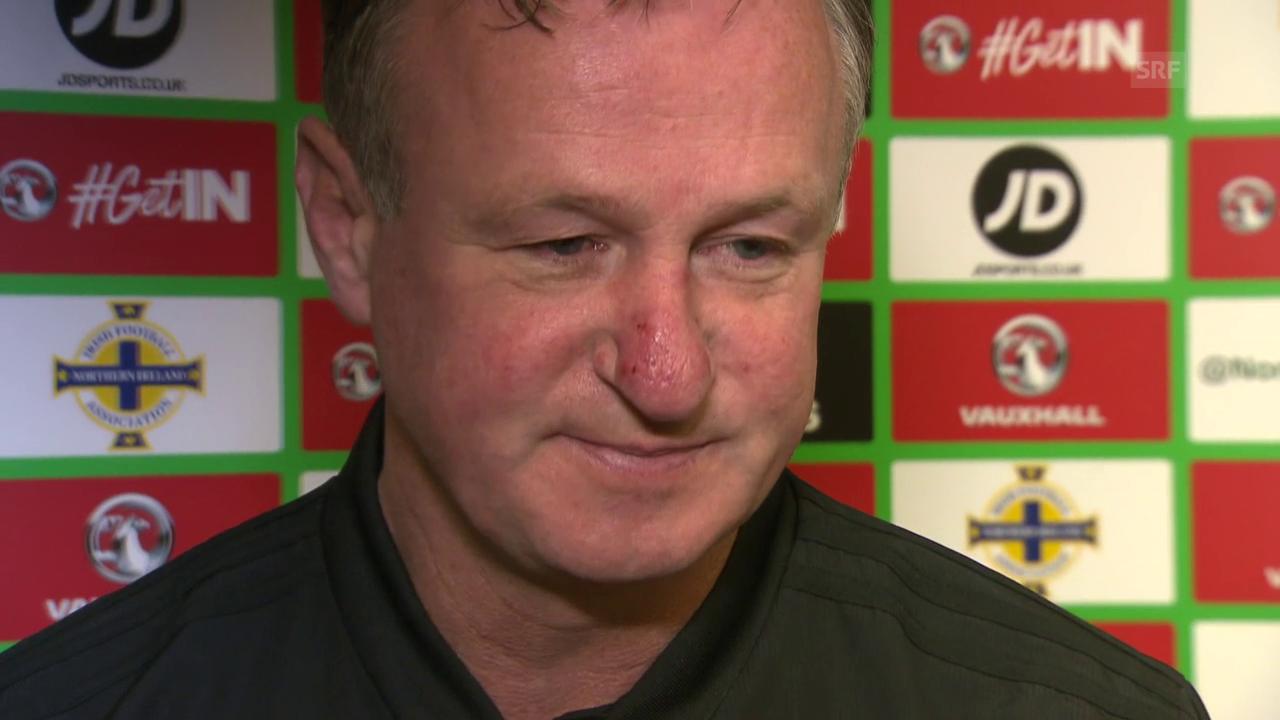 O'Neill: «Glauben, dass wir uns durchsetzen können»