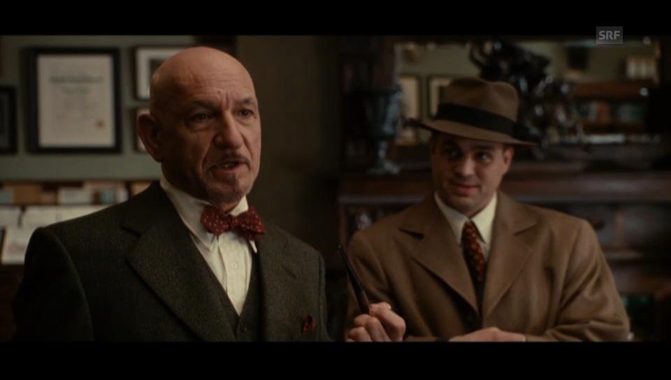 Kingsley als Psychiater Cawley in «Shutter Island»