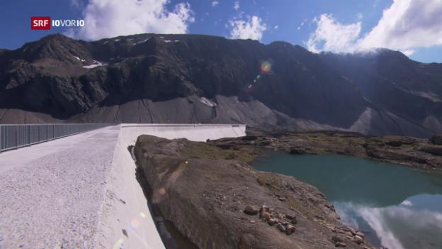 Video «Wie rentabel ist Wasserkraft noch?» abspielen