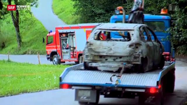 Tragödie im St. Galler Rheintal